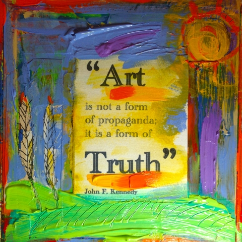 Art and Truth